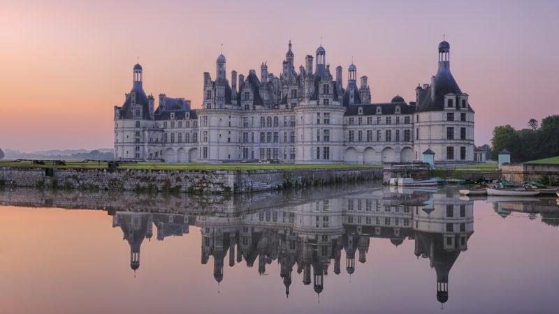 Castelli della Loira, Bretania e Normandia