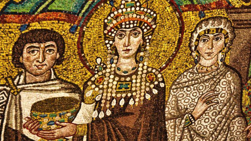 Capodanno 2021 Dall'Impero Bizantino al Rinascimento